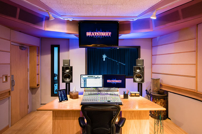 Studio 601 Beatstreet NYC
